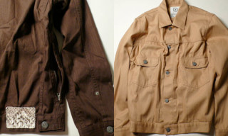 New Visvim Fall/Winter 2008 Releases