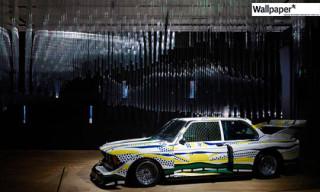 BMW Exhibition Design, Tokyo