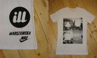 Warszawska Nike 1rst Year Anniversary Artist Series T-Shirts