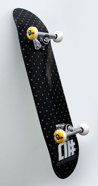 skateboard complete deck