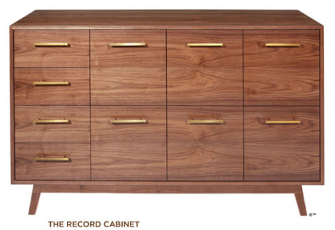 the record cabinet by atocha design highsnobiety. Black Bedroom Furniture Sets. Home Design Ideas