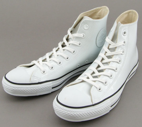 newest 03275 02360 durable service Beams x Converse All Stars Patent Highsnobiety