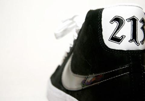 hot sale Nike LAX Blazer Hi Highsnobiety