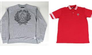 CLOT Royale x Head Porter Beach Bags | Red & Blue