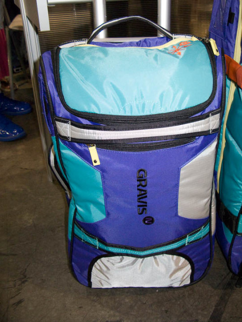 Project Gravis Luggage Preview For Spring 2009