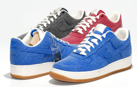 online retailer 8b340 3ae58 durable modeling Nike Air Force 1 Supreme Tier 0 Oxford Highsnobiety