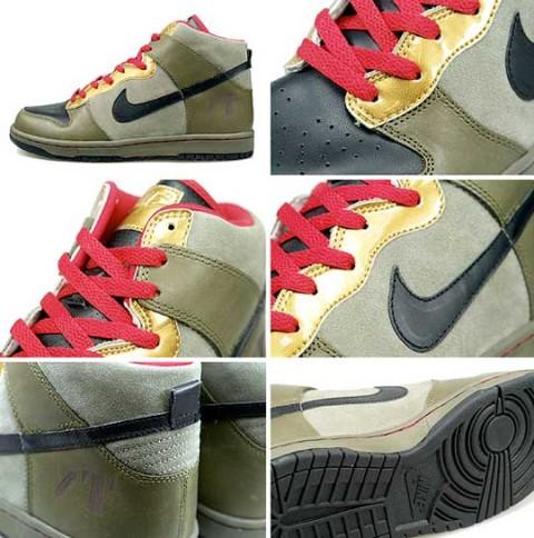 online store 3eebf ed4d6 Nike Dunk Hi Premium Mr T Highsnobiety 60%OFF