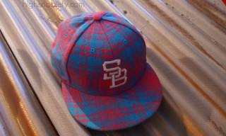DTA x Estate LA Fitted Cap