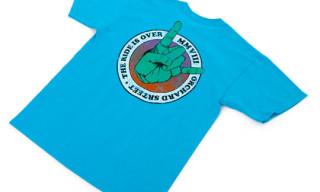 CLOT Silk Print T-Shirts
