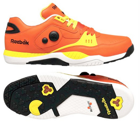 reebok pump trainers