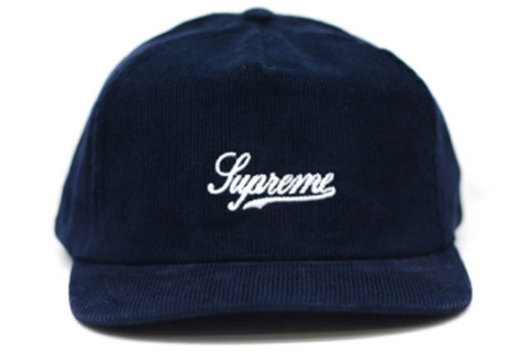 The entire cap including the brim come in corduroy and with just a simple Supreme  script logo on the front. These come in overall 4 colorways. 1a33ae26e04