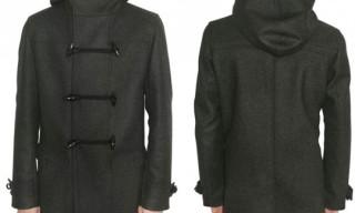 Dior Homme Gabardine Duffle Coat