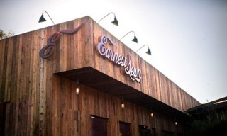 Earnest Sewn's L.A. Store