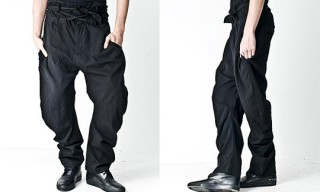Harmon Fisherman Pants