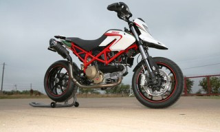 Neiman Marcus Ducati Hypermotard