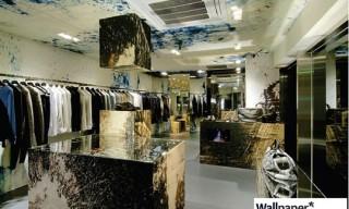 Raf Simons Flagship Stores | Tokyo and Osaka