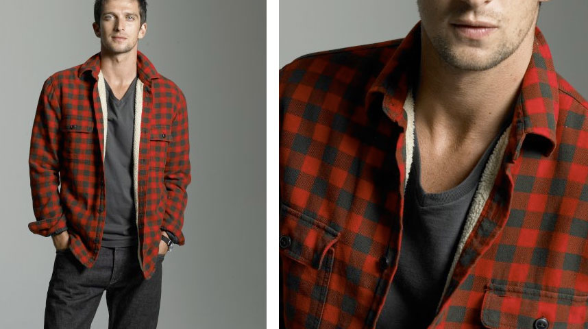 Jacket With Shirt | Outdoor Jacket