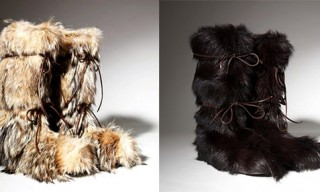 Tom Ford Fur Boots