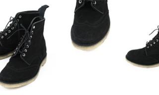 Tricker's x Edifice Boot