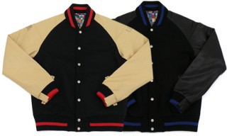 Uniform Experiment Varsity Jacket