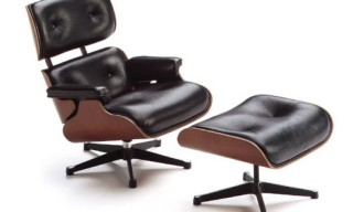 Miniature Eames Arm Chair by Vitra