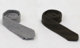 Apolis Activism Wool Ties