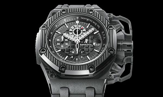 Audemars piguet royal oak offshore survivor watch highsnobiety for Royal oak offshore survivor