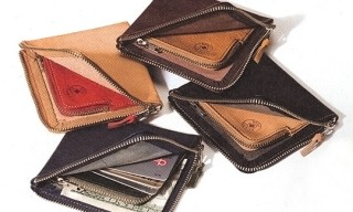 Beams+ Double-Zip Wallets for Fall 2008