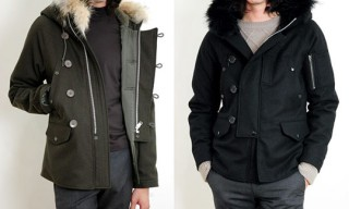 Lad Musician Super 140 Flannel Coats