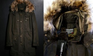 Mr. Olive Oily Weather/Military Coat