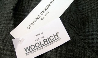 Opening Ceremony Reversible Overcoat