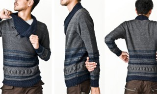 3.1 Phillip Lim Shawl Neck Jumper
