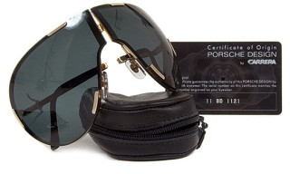 Porsche Vintage Fold-up Sunglasses