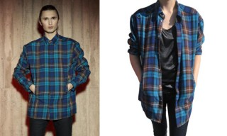Pudel Checked Shirt Jacket