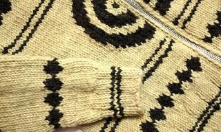 S2W8 Knit Cowichan Sweaters