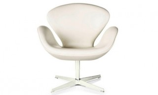 Arne Jacobsen Swan Chair Limited 50th Anniversary Edition