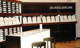 Thomas Pink's The White Shirt Bar