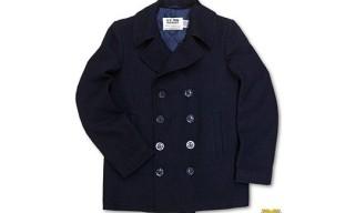 """US Navy Style Pea (""""P"""") Coat"""