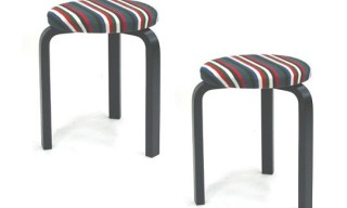 Artek and Beams Stool