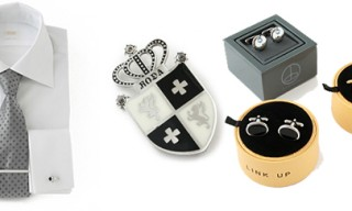 Edifice Cuff Links Collection