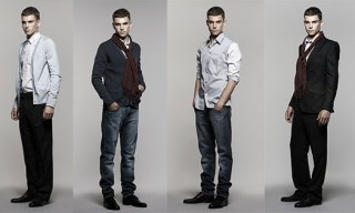 Filippa K Pre-Spring 2009 Collection Man