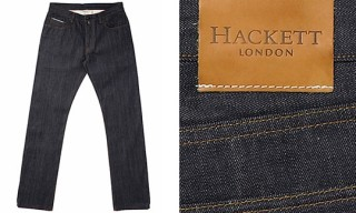 Hackett of London Bespoke Selvedge Denim