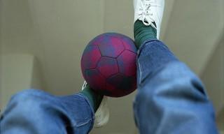 Klas Ernflo Fabric Footballs / Soccer Balls