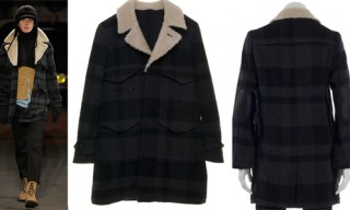 Number Nine Shearling Jackets