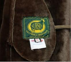 Nursey for Nepenthes Sheepskin Coats | Highsnobiety