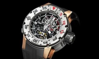 Richard Mille RM 025 Diver Tourbillon Chronograph