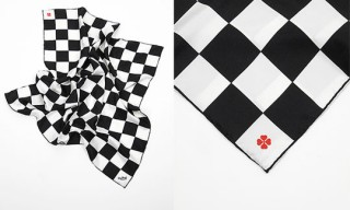 Ruby Bandit Victory Scarf