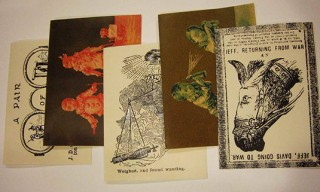 Art In The Age of Mechanical Reproduction Notecards