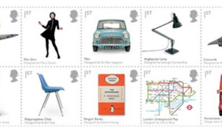 Royal Mail's Classic Design Stamps