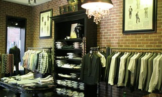 Brooks Brothers Black Fleece Opens in NYC